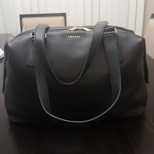 Fossil large Preston satchel